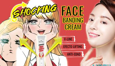 SHOCKING FACE BANDING CREAM (Label Young)