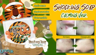 SHOCKING TIGER SOAP CALMING VER (Label Young)