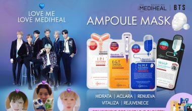 MEDIHEAL – AMPOULE MASK