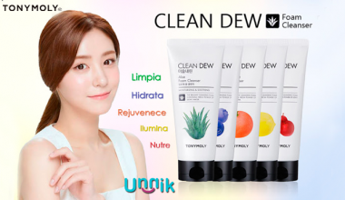 TONY MOLY – CLEAN DEW