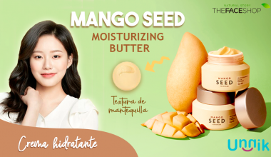 THE FACE SHOP – MANGO SEED ADVANCED MOISTURIZING BUTTER