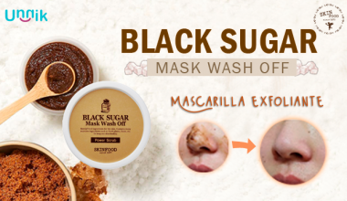 SKIN FOOD – BLACK SUGAR MASK WASH OFF